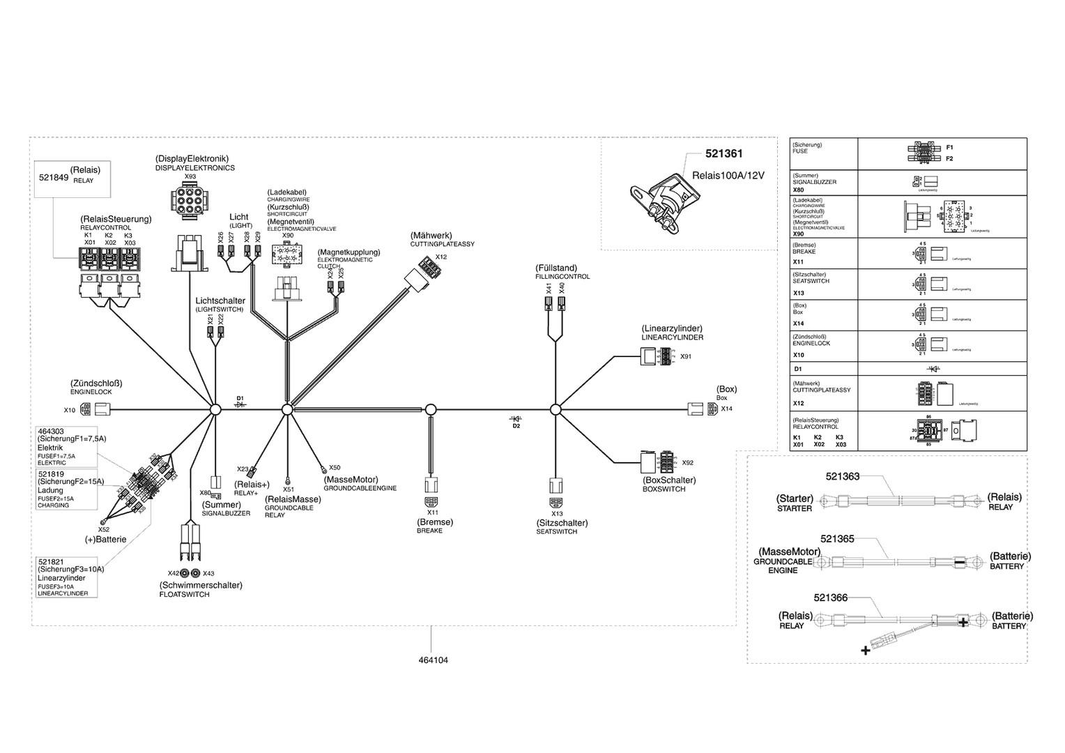 ersatzteile und zeichnung von al ko f r rasentraktor t 18 2 102 hde. Black Bedroom Furniture Sets. Home Design Ideas