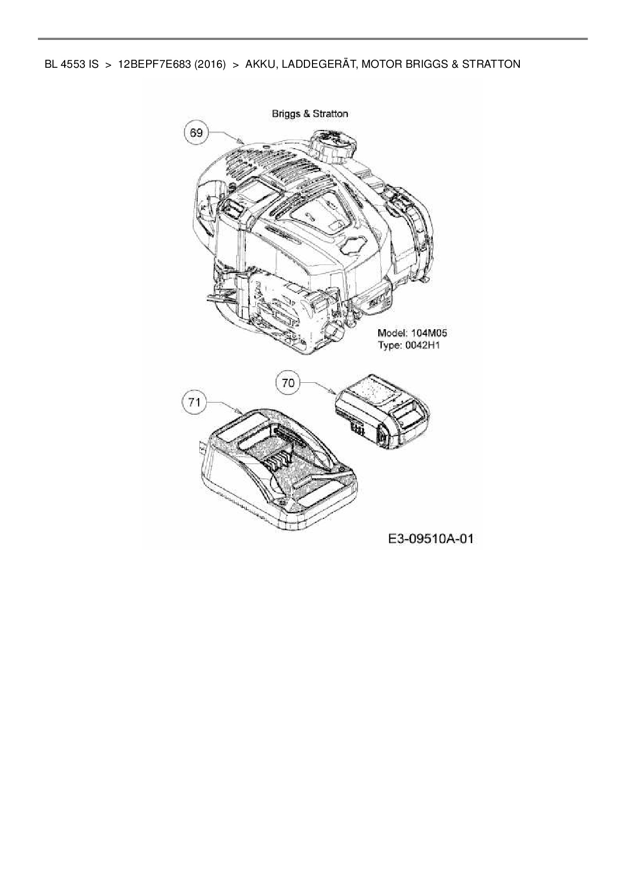 Briggs And Stratton 5 Hp Horizontal Shaft Repair Manual