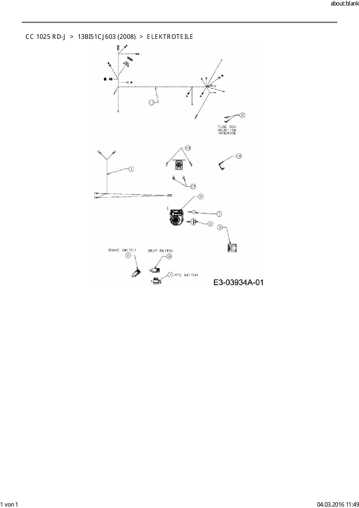 Ziemlich Fischer Pflug Kabelbaum Diagramm Ideen - Der Schaltplan ...