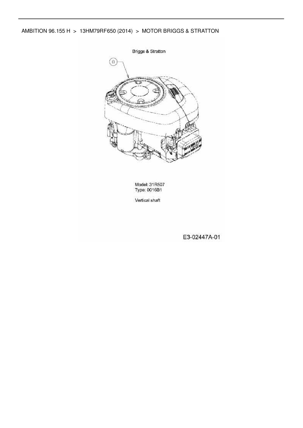 Großzügig Motorteile Diagramm Galerie - Die Besten Elektrischen ...