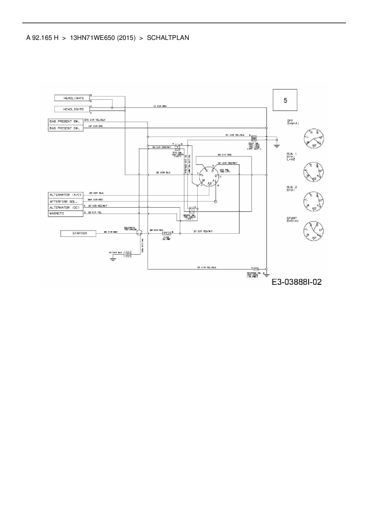 Nett Schaltplan Des Versorgungswagens Bilder - Elektrische ...