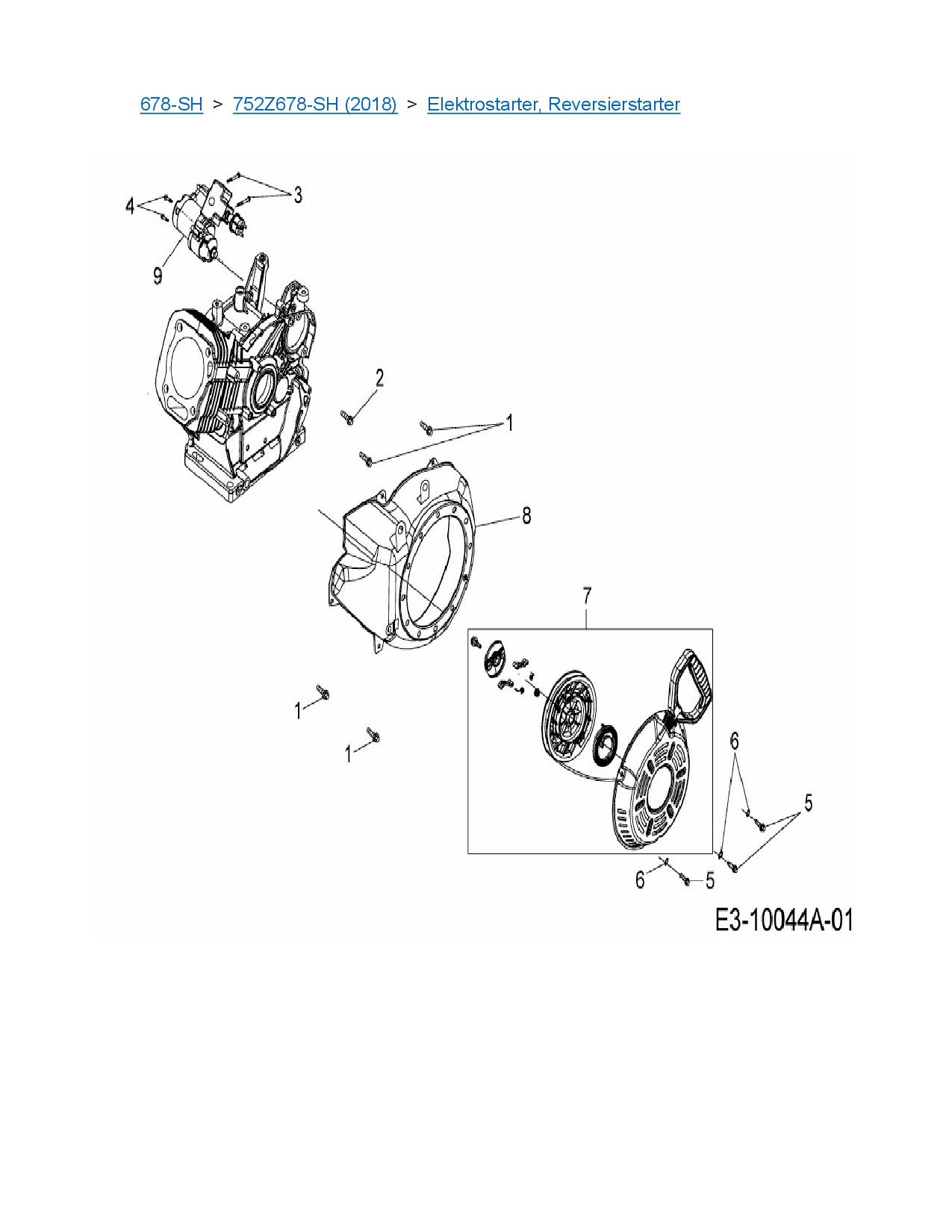 Ersatzteile Und Zeichnungen F U00fcr Hersteller Mtd
